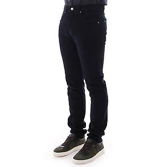 Ted Baker Mens Service Straight Fit 5 Pocket Cord Trousers