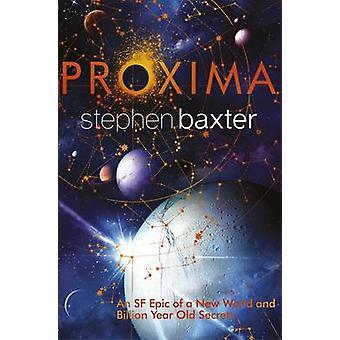 Proxima por Stephen Baxter - libro 9780575116856