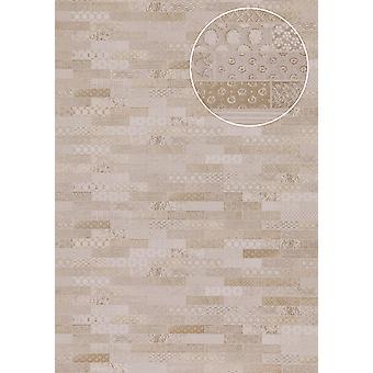 Non-woven wallpaper ATLAS ICO-5075-1