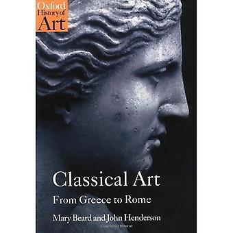 Sztuki klasycznej: Z Grecji do Rzymu (Oxford historii sztuki)