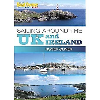 Vela do barco prático proprietário ao redor do Reino Unido e Irlanda