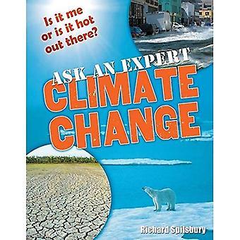 Vraag het een Expert: klimaatverandering: leeftijd van 8-9, onder gemiddelde lezers (witte wolven Non fictie)