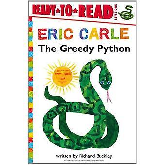 Den giriga Python (redo-att-läsa - nivå 1