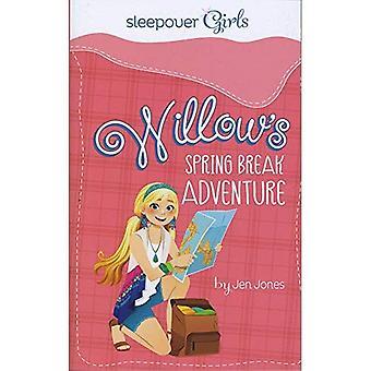 Pigiama Party Girls: Spring Break avventura Willow