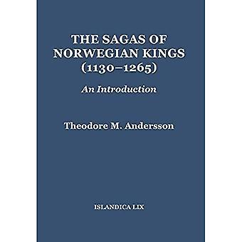 The Sagas of Norwegian Kings (1130-1265): An Introduction (Islandica)