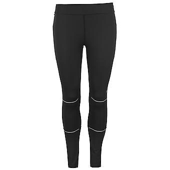 Asics Dame Lite Vis 7 8 strømpebukser Performance bukser bukser bunde Zip hurtig