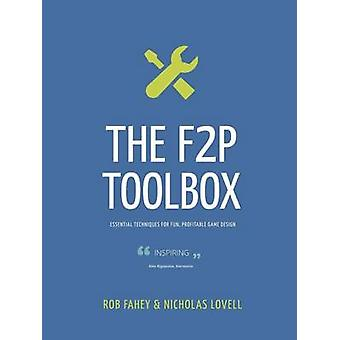 The F2p Toolbox by Lovell & Nicholas