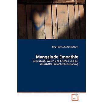 Mangelnde Empathie SchmidhalterMalzahn & ビルギット