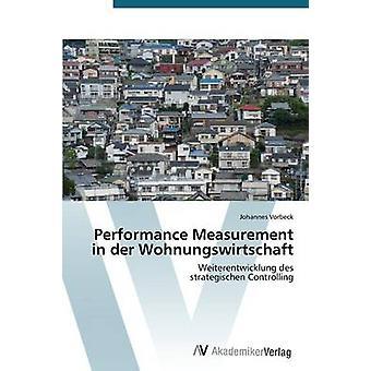 Vorbeck ヨハネスによる Der Wohnungswirtschaft におけるパフォーマンス測定