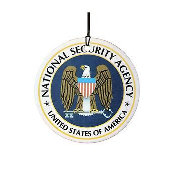 National Security Agency-Siegel Auto Lufterfrischer