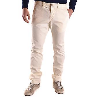 Gant Ezbc144030 Män's Vita Jeans