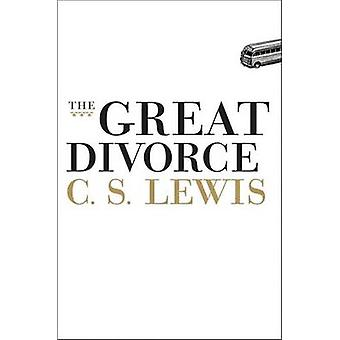 The Great Divorce by C S Lewis - 9780061774195 Book