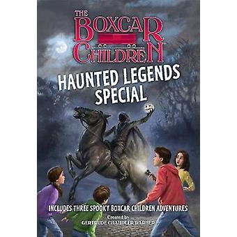 The Haunted Legends Special by Gertrude Chandler Warner - 97808075072