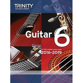 Trinity College London - Guitar Exam Pieces Grade 6 2016-2019 by Trini
