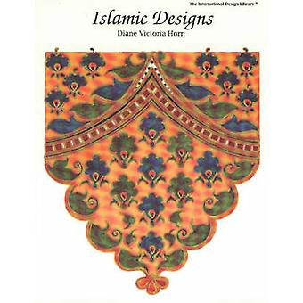 Islamic Designs by Diane Victoria Horn - 9780880451314 Book