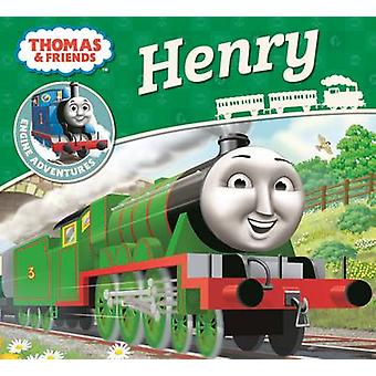 Thomas & Friends-Henry-9781405279772 kirja