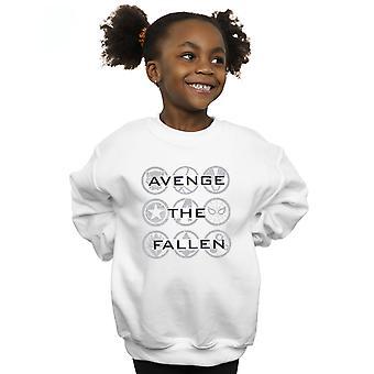 Marvel Girls Avengers Endspiel Avenge The Fallen Icons Sweatshirt