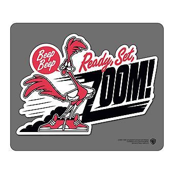 Looney Tunes Mouse Mat Pad Road Runner Bip Bip yeni Resmi