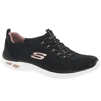 Skechers Empire D'Lux Wild Thoughts Womens Sports Shoes