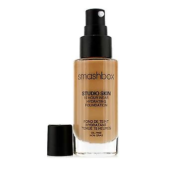 Smashbox Studio Skin 15 Hour Wear kosteuttava säätiö-# 3,1 (Medium with cool undertone + vihjeitä persikka) 30ml/1oz