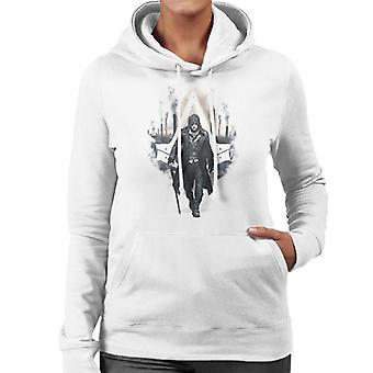 Assassins Creed Syndicate Jacob Frye Women's Hooded Sweatshirt