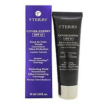 Door Terry cover expert Perfecting Fluid Foundation SPF15 35ml-11 Amber bruin