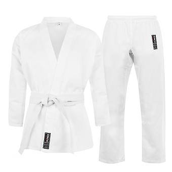 Cimac Mens Karate Martial Arts Suit Sports Training Exercise Clothing