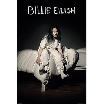 Billie Eilish Poster Bed 128