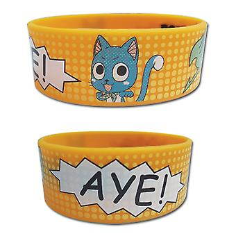 Wristband - Fairy Tail - New Happy Aye Manga Toys Licensed ge54190