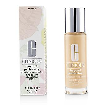 Clinique Beyond Perfecting Foundation & Concealer - # 01 Linen (VF-N) 30ml/1oz