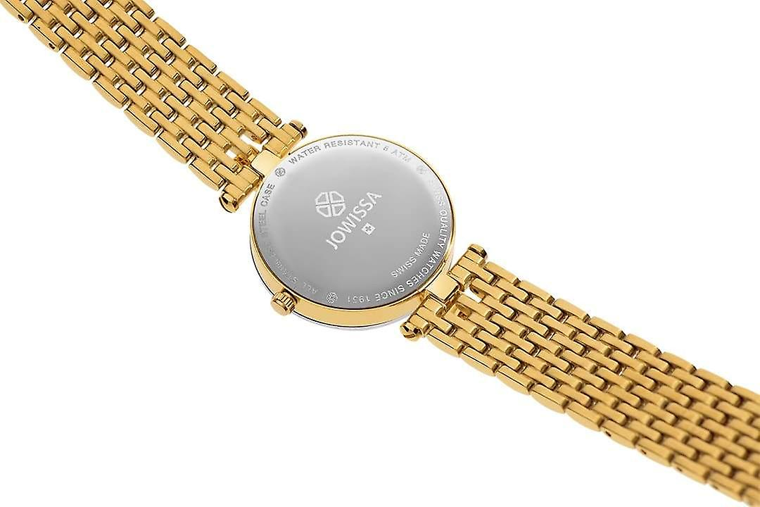 Facet strass swiss ladies watch j5.629.m