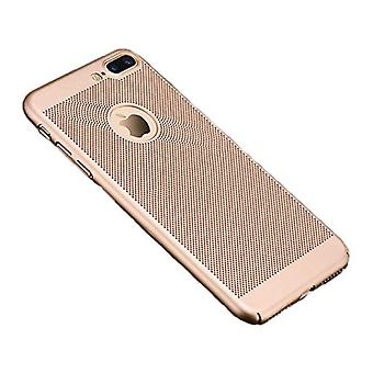 Stuff Certified ® iPhone 6S Plus - Ultra Slim Case Heat Dissipation Cover Cas Case Gold