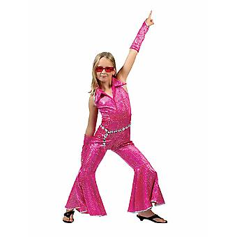Disco Groovy Girl Costume Pink Jumpsuit Glitter Children's Costume Girls Carnival Carnival Theme Party Disco Groovy Girl Costume Pink Jumpsuit Glitter Children's Costume Girls Carnival Carnival Theme Party Disco Groovy Girl Costume Pink Jumpsuit Glitter Children's Costume Girls Carnival Carnival Theme Party Disco Gro