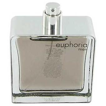 Euphoria By Calvin Klein Eau De Toilette Spray (tester) 3.4 Oz (men) V728-446863