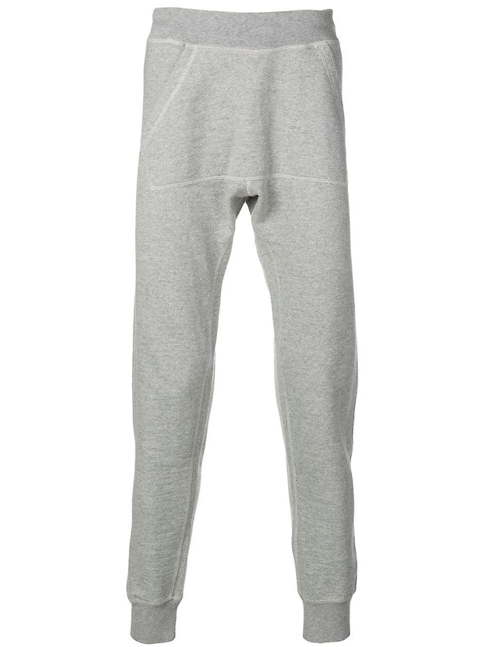 Skinny Fit Logo Sweatpants