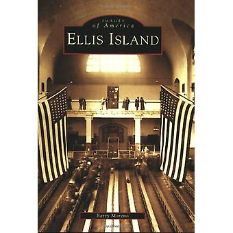 Ellis Island by Barry Moreno - 9780738513041 Book