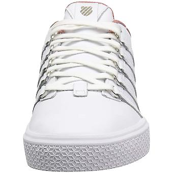 K-Swiss Womens 95632-121-M Low Top Lace Up Fashion Sneakers