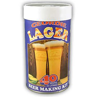Geordy - Lager