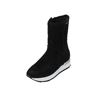 Högl 4-100812 Women's Boots Black Lace-Up Boots Winter