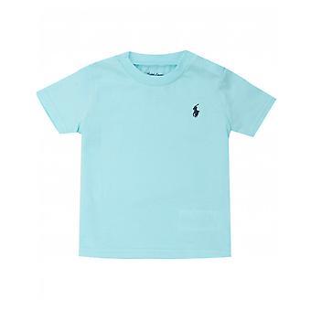 Polo Ralph Lauren Bambini Abbigliamento Equipaggio Collo Logo T-shirt