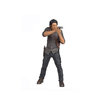 Glenn Rhee 10 Inch Legacy Edition Poseable Figure from The Walking Dead