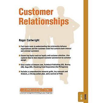 علاقات العملاء-المبيعات حسب روجر كارترايت-كتاب 9781841124520