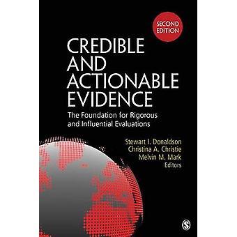 Preuve crédible et exploitable par Stewart I Donaldson &Christina Christie
