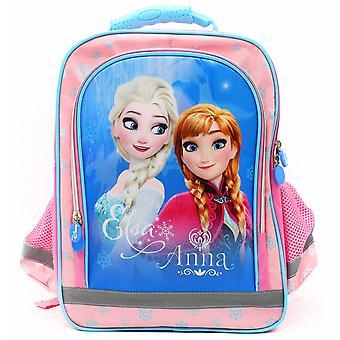 Disney Frozen Frost Elsa & Anna School Bag Backpack 38x30x15cm