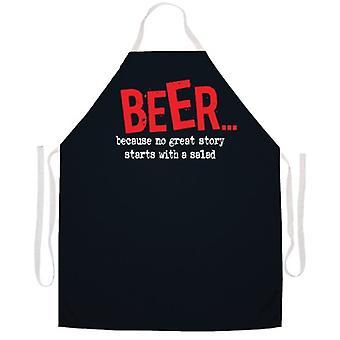 Delantal de Beer Story