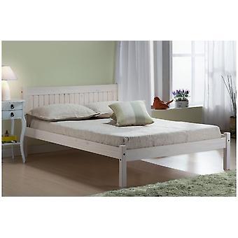 Rio Bed-valkoinen pestä mänty