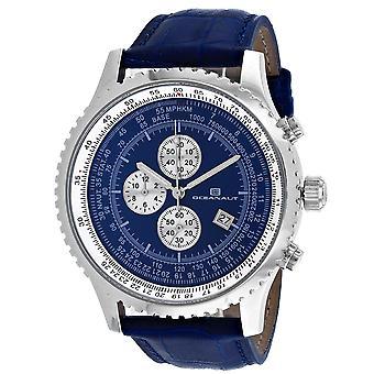 Oceanaut Men's Blue Dial Watch - OC0315