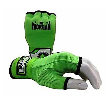 Morgan elastica Easy Hand Avvolge Fluro Lime