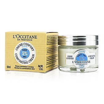 Shea light comforting cream - normal to combination skin 50ml/1.7oz