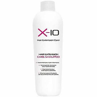 X-10 Estensione Capelli Cura Shampoo